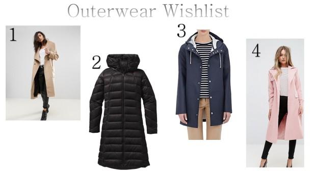 outerwear wishlist